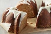 Pear Spice Bundt Cake.