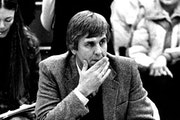 Minnesotan Terry Kunze, in a December 1981 photo, has a zest for basketball at any and all levels.