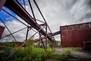 PolyMet Mine in Hoyt Lakes, Minn.