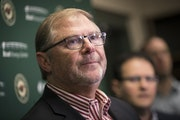 Wild owner Craig Leipold made a big move with the announcement of Chuck Fletcher's firing, but also told reporters he was resistant to any new GM ma