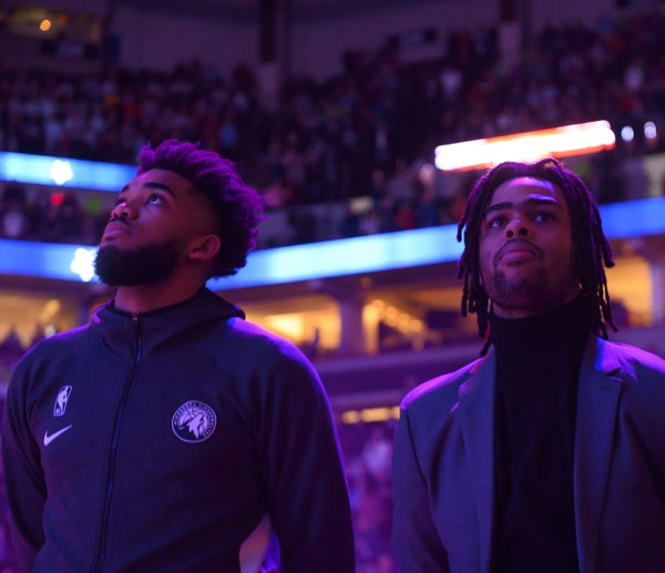 The Timberwolves say their draft board, including what they'll do with the No. 1 pick, is set as they search for a third star to complement Karl-Ant