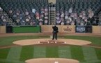 Target Field was bereft of fans last season because of the COVID-19 pandemic.