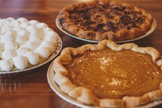 Provided Pies from Tara Coleman of Hot Hands