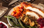 Put Thanksgiving dinner on the table the easy way with takeout from local restaurants.