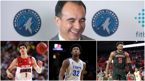 What will Wolves do with the No. 1 pick? We're close to knowing