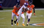 49ers star Sherman lauds Vikings rookie Jefferson: 'He's putting on a clinic'