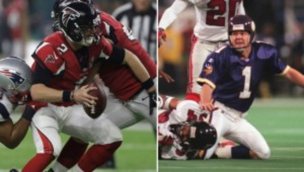 18 years later, Atlanta feels Vikings' pain -- only much, much worse