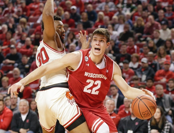 You can bet on the Badgers and forward Ethan Happ appearing in the first-ever top 16 early release Saturday.