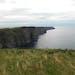 The Cliffs of Moher, part of Ireland's Wild Atlantic Way.