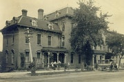 Archer's Hotel sprung up only a year after citizens drove the James-Younger gang out of Northfield and just as Carleton and St. Olaf colleges began