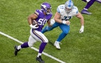 Mailbag: Will linebacker Wilson stay with Vikings? An Ezra Cleveland question