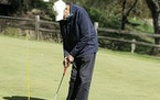 Eddie Manderville was a beloved member of the Minneapolis golf community.