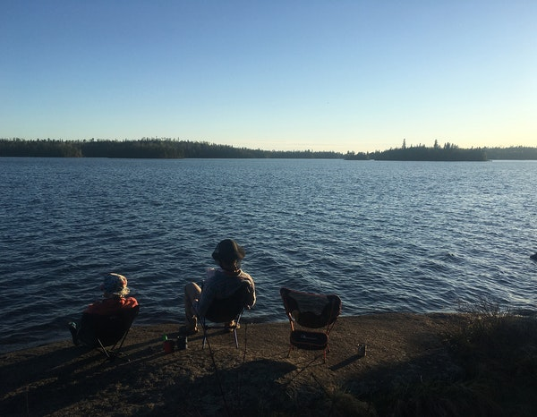 Death in the BWCA: Absence on holiday is a piercing reminder