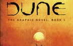 """The latest adaptation of """"Dune"""" promises to be the most faithful yet. Cover art by Bill Sienkiewicz."""