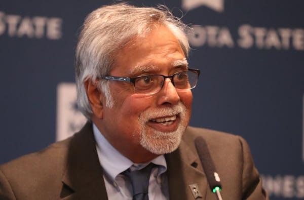Devinder Malhotra, former Metro State interim president, will serve as interim chancellor until the job is filled.