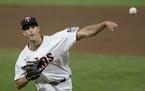 Minnesota Twins pitcher Taylor Rogers.       ] CARLOS GONZALEZ • cgonzalez@startribune.com – Minneapolis, MN – August 31, 2020, MLB, Target Fiel