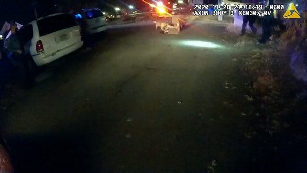 St. Paul police chief fires officer who shot, wounded man