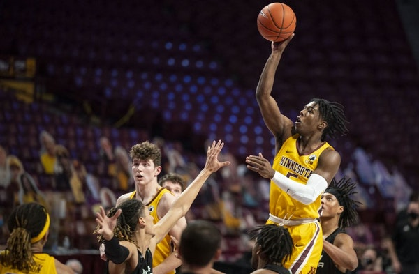 Four takeaways from Gophers' nonconference season
