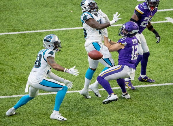 Mailbag: Who's returning Vikings punts Sunday? A look at receivers