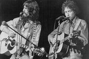 Just released 1970 Bob Dylan album features his sessions with George Harrison