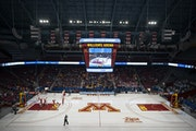 Fewer fans than usual could be seen in the stands at Williams Arena on March 12 when Hopkins and Stillwater played in what turned out to be one of the
