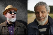 Brother Ali, left, said he grew up hearing his late mom singing songs by Yusuf Islam aka Cat Stevens.