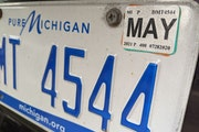 There's a move to eliminate license plate tabs in Michigan. One less thing to stand in line for.