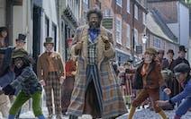 "Forest Whitaker as Jeronicus Jangle in ""Jingle Jangle: A Christmas Journey."" (Gareth Gatrell/Netflix) ORG XMIT: 1841873"