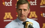 University of Minnesota athletic director Mark Coyle said team cuts were due to the legal requirements of Title IX.