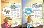 Editorial cartoon: Lisa Benson on Democratic wishes