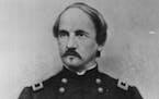 Former Minnesota Gov. Henry Sibley.