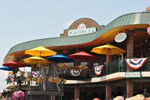 The owner of the Boardwalk Bar & Grill in East Grand Forks reopened Wednesday in defiance of an executive order by Gov. Tim Walz closing all Minnesota