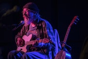 Charlie Parr performed at the Turf Club on January 6, 2020.