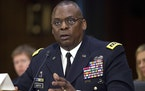 Gen. Lloyd Austin, then head of the U.S. Central Command, in 2016.