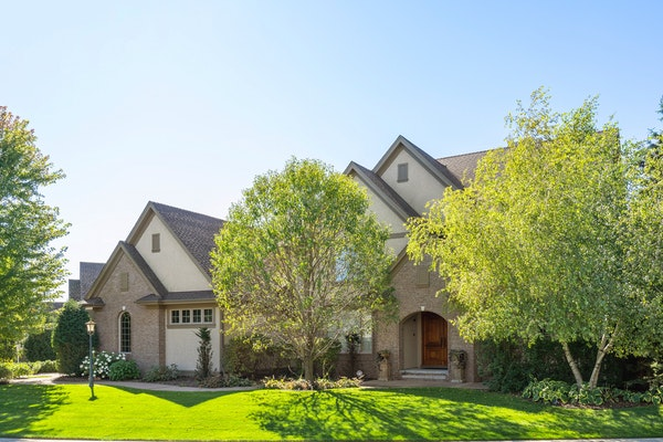 This home in Eden Prairie is on the market for $1.5 million.