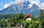 Shelley Klaessy of Minnetonka captured this idyllic scene during boat ride on Lake Lucerne in Switzerland.