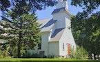 The City Council in Murdock, Minn., voted anonymously Wednesday night to allow this abandoned Lutheran church to become a Midwest hub of the Asatru Fo