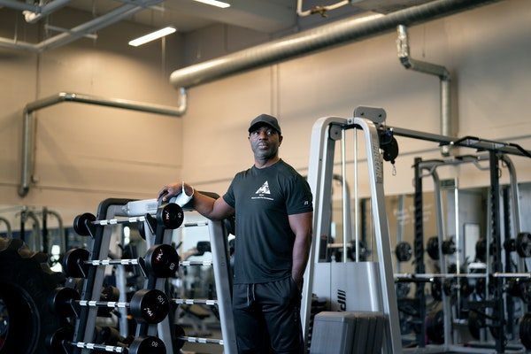 Jeffrey Scott, who owns ME & I Fitness in north Minneapolis, said shutdowns are hurting small gyms like his.
