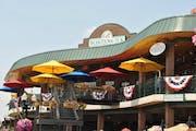 The Boardwalk Bar & Grill in East Grand Forks, Minn.