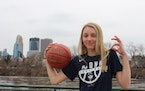 Former Hopkins star Paige Bueckers is making her college basketball debut Saturday.
