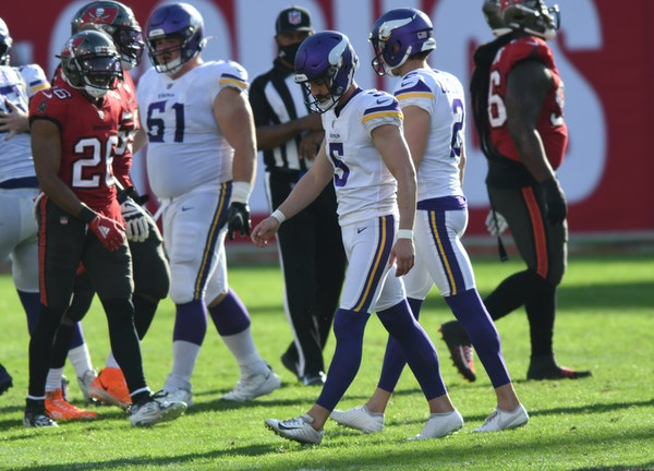 Ex-Vikings kicker Longwell says he saw the flaw in Bailey's misses