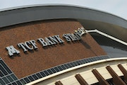 TCF, the Michigan-based firm that operates Minnesota's third-largest bank, is merging with Ohio-based Huntington Bancshares. With little branch over