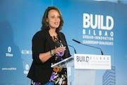 Tonya Allen will start March 1 as the new CEO of the McKnight Foundation in Minneapolis ORG XMIT: KWaEWxzRAYwSAkul8Ap6