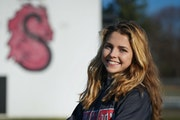 Analee Weaver of Stillwater is the Star Tribune Metro Girls' Cross-Country Runner of the Year.