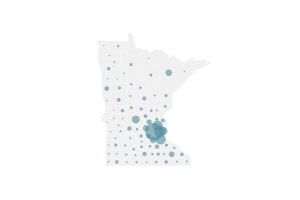 Tracking coronavirus in Minnesota