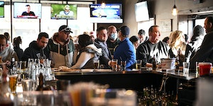 Alibi Drinkery in Lakeville for a time defied the governor's order in November to close bars and restaurant dining rooms to fight the latest wave of
