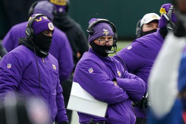 Minnesota Vikings head coach Mike Zimmer is treating kickers like quarterbacks.