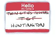 Star Tribune illustration  TCF Bank name changes