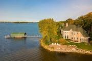 Paul Johnson/Lakes Sotheby's RealtyHouse on Enchanted Island