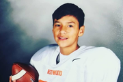 Julio Cesar Guadalupe Rodriguez, 15, died defending his mother from his stepfather this week in Austin, Minn.